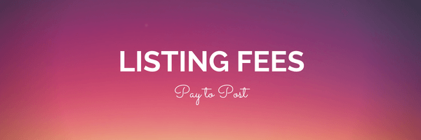 Listing Fee