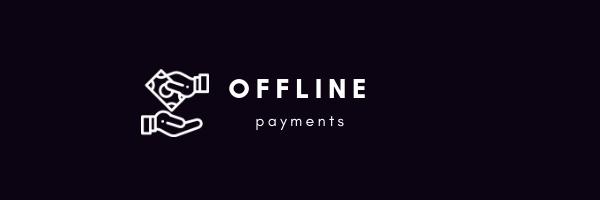 OfflinePayment